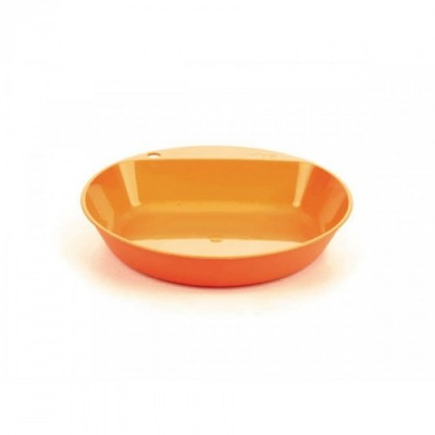 PIATTO FONDO CAMPER PLATE DEEP ORANGE