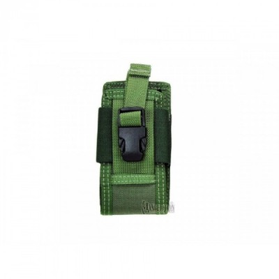 """CLIP-ON 5"""" PHONE HOLSTER GREEN"""