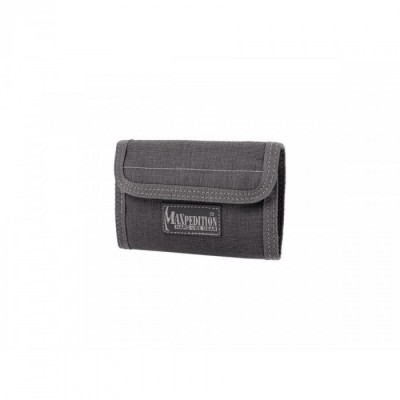 SPARTAN WALLET BLACK