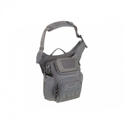 WOLFSPUR CROSSBODY SHOULDER BAG GRAY
