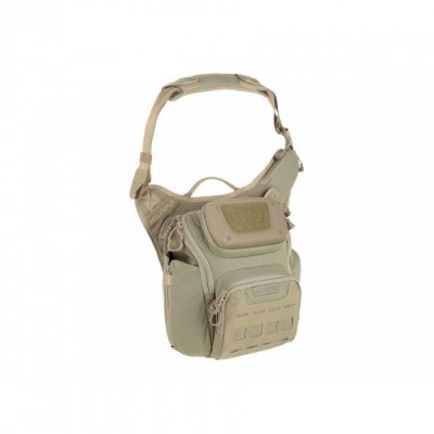 WOLFSPUR CROSSBODY SHOULDER BAG TAN