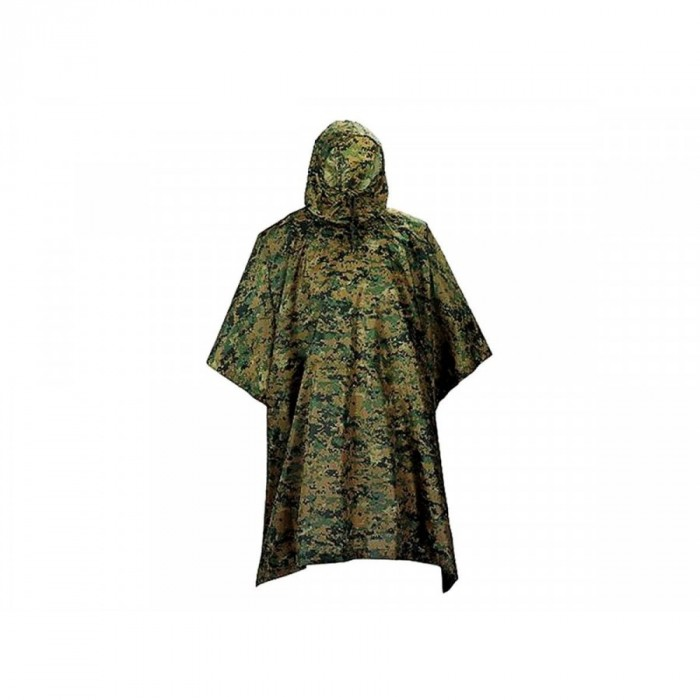 HUMVEE MILITARY PONCHO - WOODLAND DIGITAL