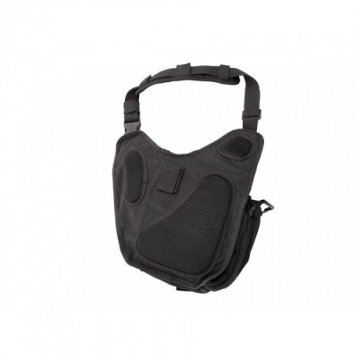 HUMVEE SHOULDER BAG BLACK