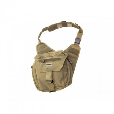 HUMVEE SHOULDER BAG TAN (KHAKI)