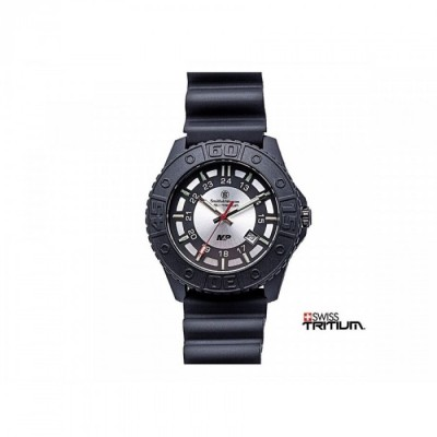 OROLOGIO SMITH & WESSON TRITIUM MIL-POL GRAY