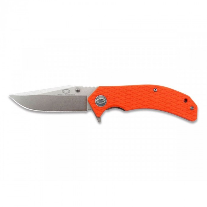 Witharmour Knife Coltello Caccia Outdoor BUTTERFLY ORANGE