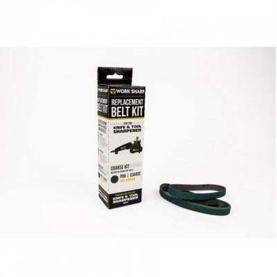Work Sharp ORIGINAL KTS - NASTRO P80 (EXTRA-COARSE) - BOX 6 PZ
