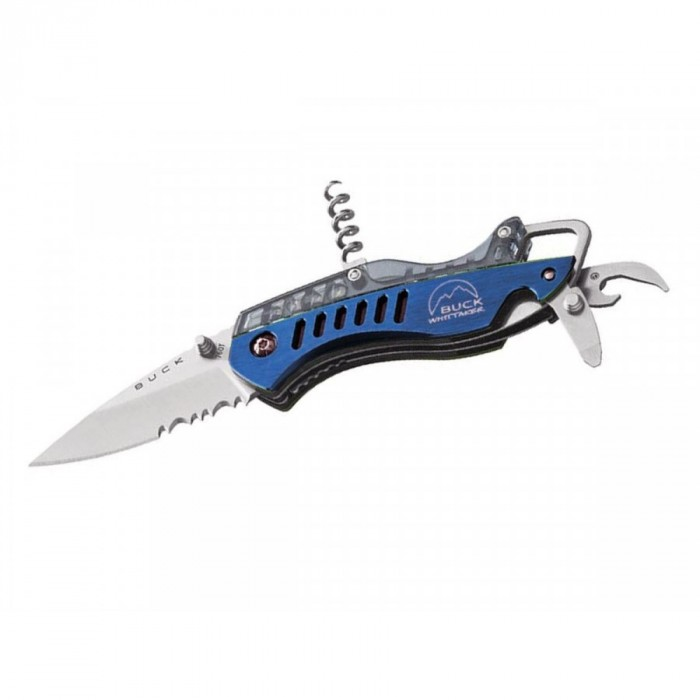 Buck SUMMIT BLUE 760BLK