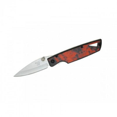Buck LIGHTNING HTA I RED MARBLE 170FLRB