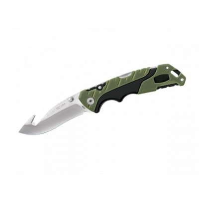 Buck FOLDING PURSUIT LARGE GUTHGOOK 0660GRS