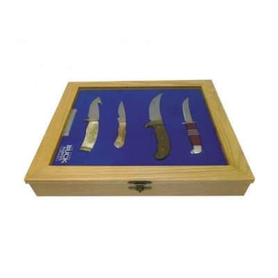"Buck COLLECTOR SET 4 KNIVES ""100 YEAR BUCK FAMILY FAVORITES"" Limited Edition"