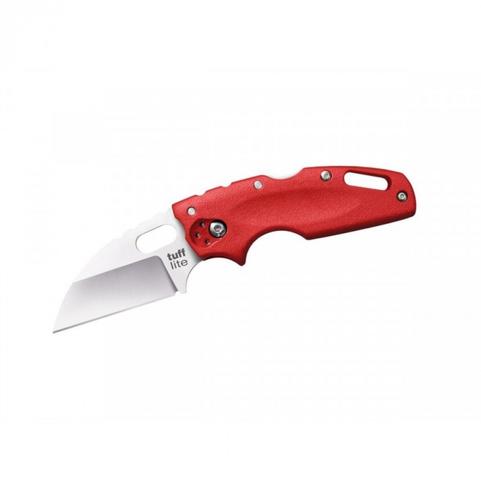 Cold Steel TUFF LITE RED PLAN EDGE 20LTR