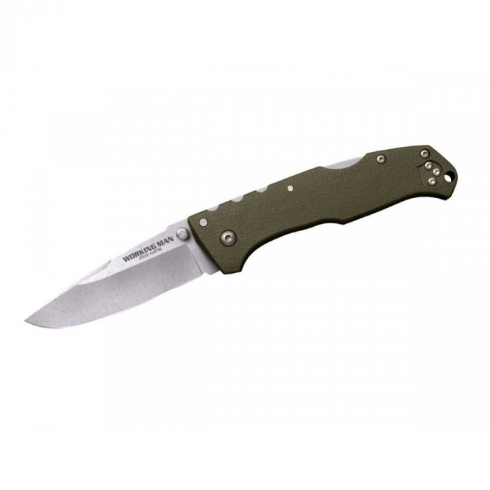 Cold Steel WORKING MAN OD GREEN 54NVG