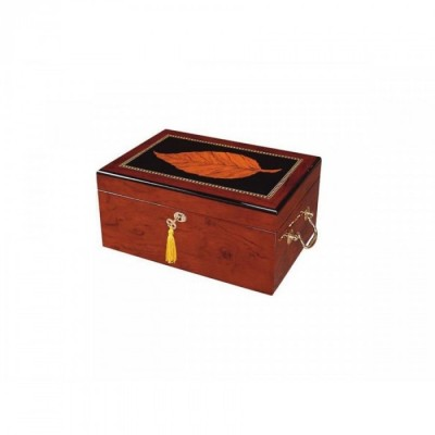 Cigars Travel Humidor Quality Importers UMIDIFICATORE TUSCANY 100-120 SIGARIQuality Importers UMIDIFICATORE DEAUVILLE 100 SIGARI