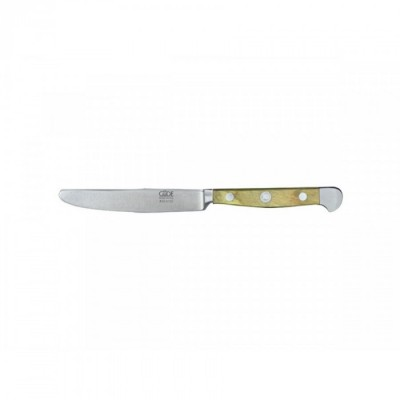 GUDE ALPHA ULIVO COLTELLO TAVOLA (Table knife) CM 12
