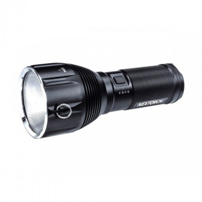 Torcia Potente NEXTORCH SAINT TORCH 10 Ricaricabile 3200 Lumens LED Torch