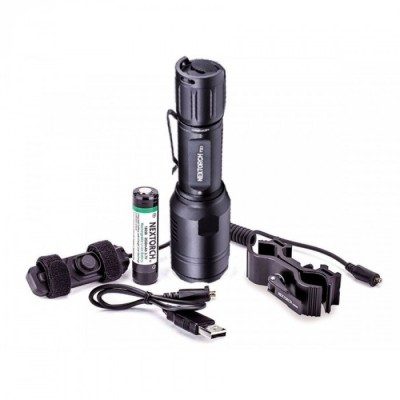 NEXTORCH HUNTING SET T53 LED MULTI-LIGHT Ricaricabile (760 WH-129 Lm GR-109 RD)