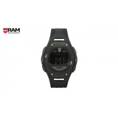 OR.RAM DIGITAL TACTICAL BLACK