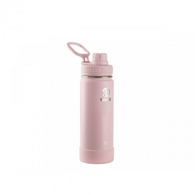 Takeya ACTIVES INSULATED BOTTLE 18oz / 530ml BLUSH (51079)