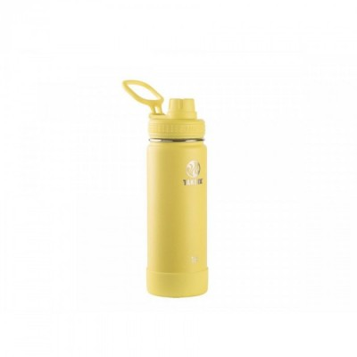 Takeya ACTIVES INSULATED BOTTLE 18oz / 530ml CANARY (51159)