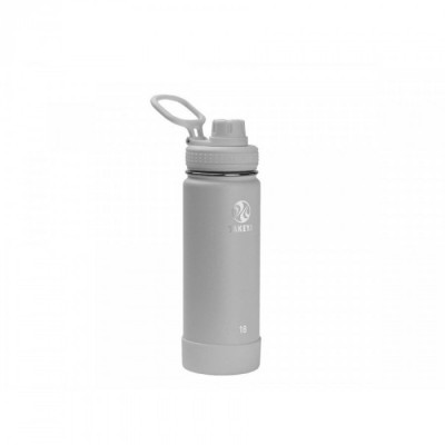 Takeya ACTIVES INSULATED BOTTLE 18oz / 530ml PEBBLE (51120)