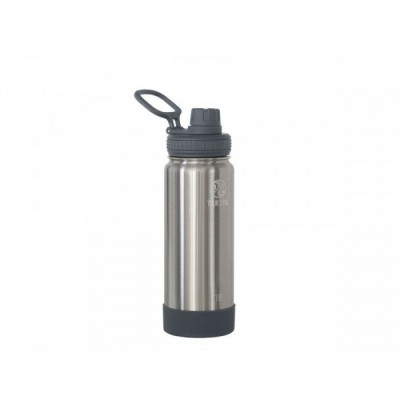 Takeya ACTIVES INSULATED BOTTLE 18oz / 530ml STEEL (51061)