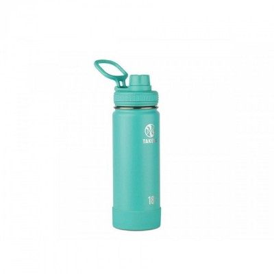 Takeya ACTIVES INSULATED BOTTLE 18oz / 530ml TEAL (51068)