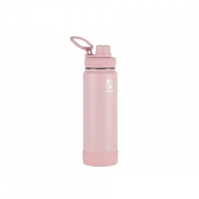 Takeya ACTIVES INSULATED BOTTLE 24oz / 700ml BLUSH (51054)