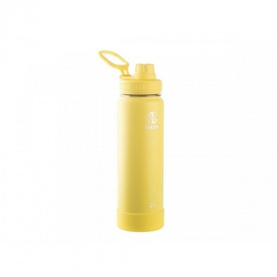 Takeya ACTIVES INSULATED BOTTLE 24oz / 700ml CANARY (51187)