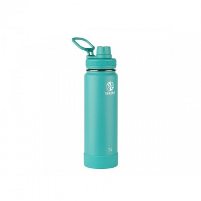 Takeya ACTIVES INSULATED BOTTLE 24oz / 700ml TEAL (51048)