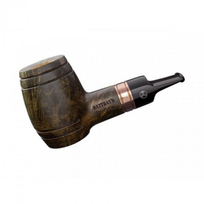 Smoking Wood Pipe Rattray's PIPA Tabacco In Legno DEVIL'S CUT BR